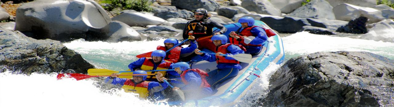 Rafting and Camping Tour Pacakges